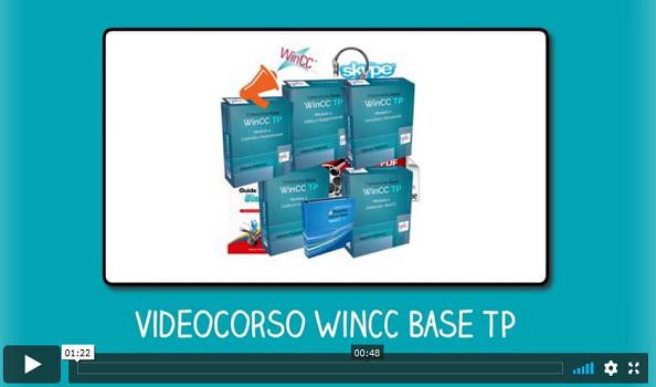 Videocorso WinCC Base Tia Portal
